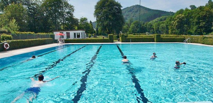 Openluchtzwembad Siedlinghausen