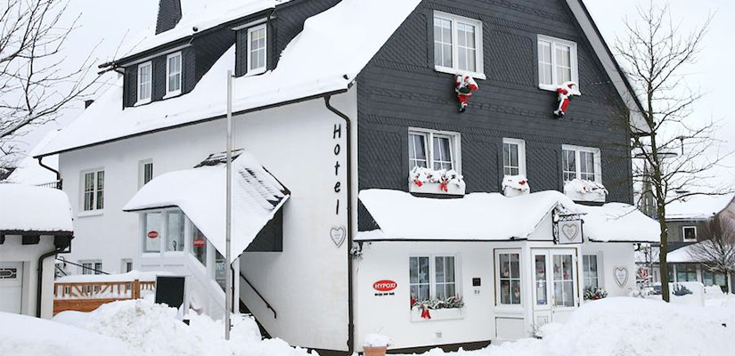 Das Kleines Altstadthotel