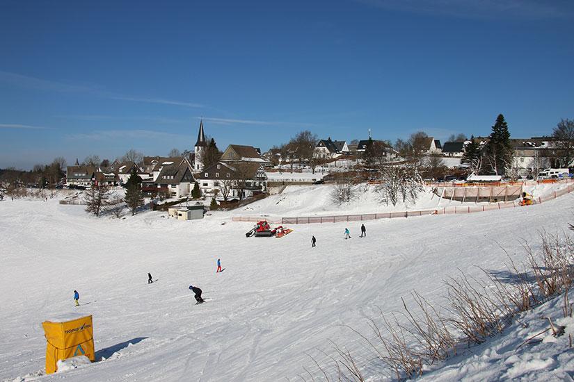 Skigebied Altastenberg